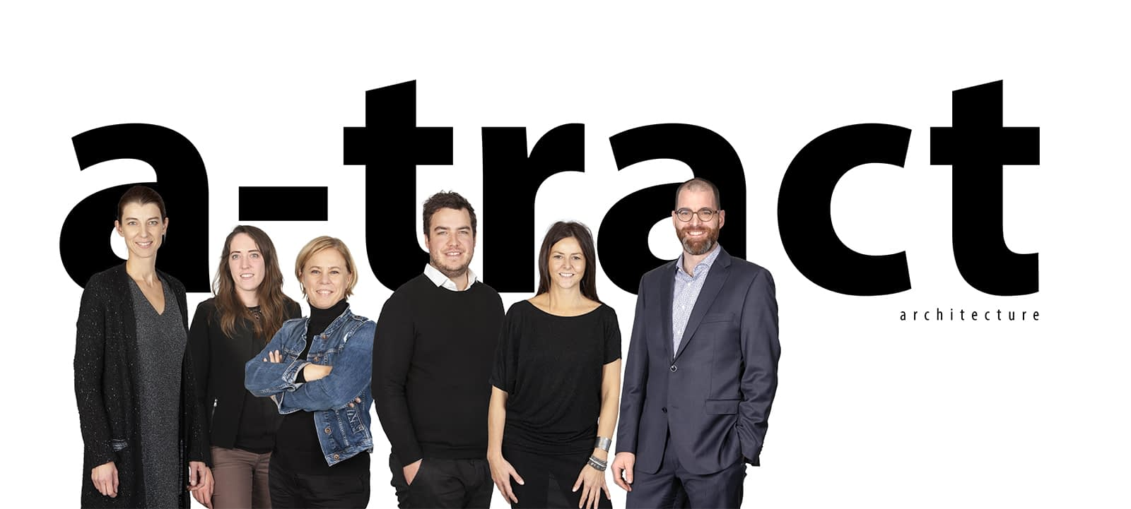 A-tract team