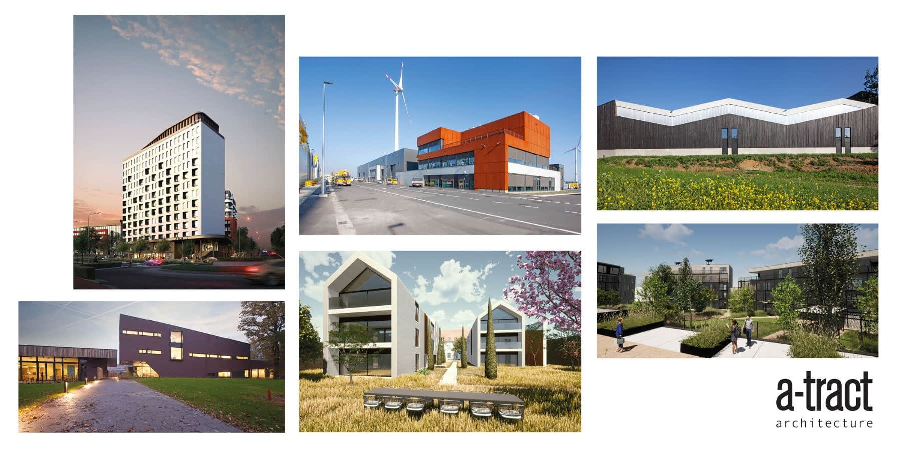 acature a-tract architecture architect hasselt