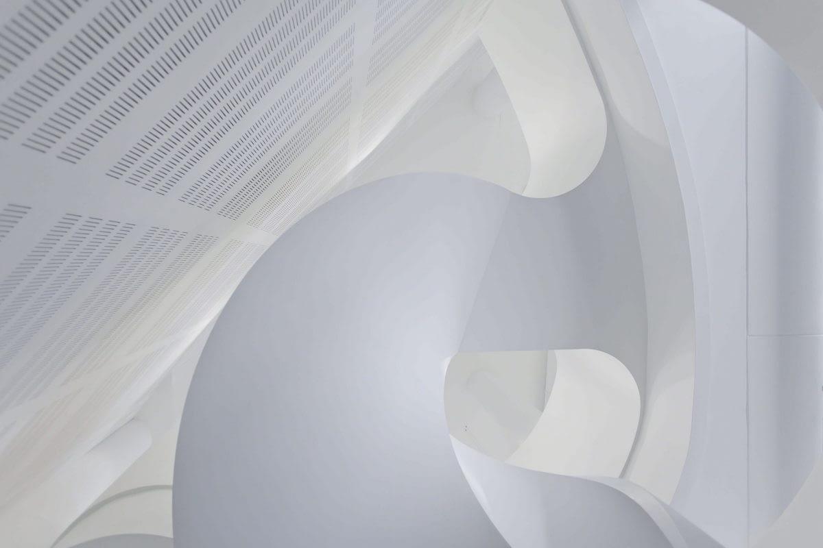 NAC Houthalen-Helchteren a-tract architecture